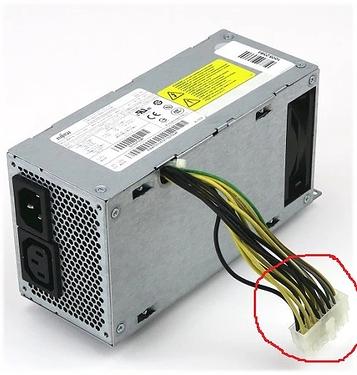 Zasilacz-Fujitsu-ESPRIMO-CPB09-045B-280W