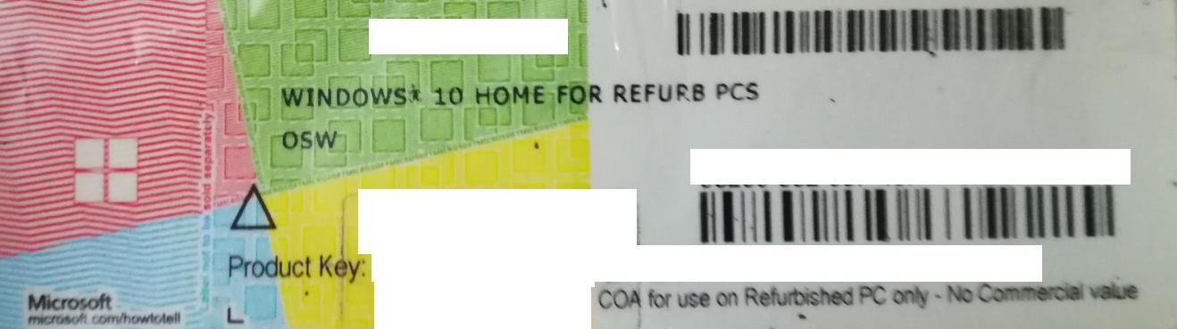 Windows 10 Home Refurb Legalnosc Windows 10 Dobreprogramy Forum