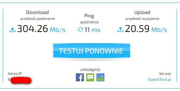 SpeedTest_pl